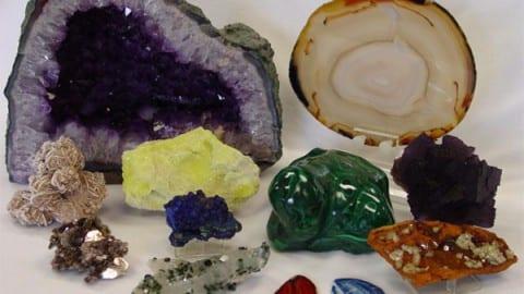 Mineral/Metal Correspondences