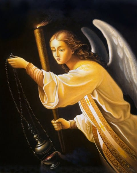 About Angels, Archangels & Guardian Angels