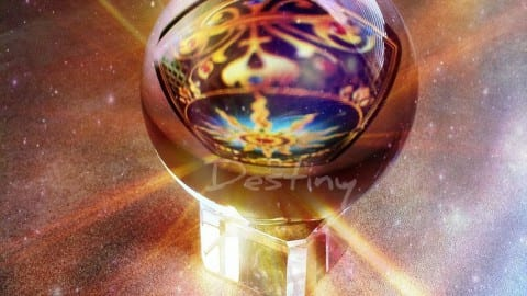 Crystallomancy ~ Crystal Ball Reading