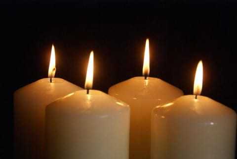 Simple Candle Spells