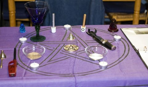 Basic Altar Layout