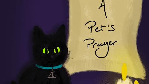 A Pet's Prayer