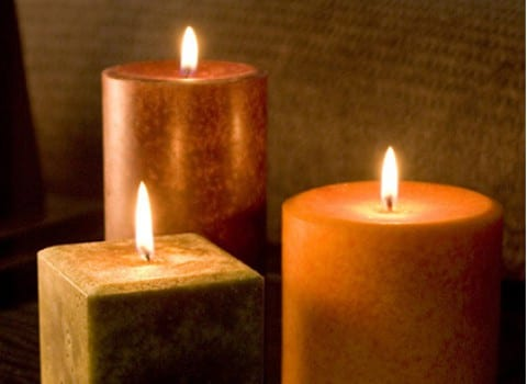 Candle Magic Preparation