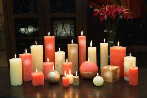 Types of Candles