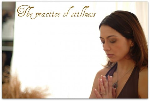 The Seven Steps of Stillness