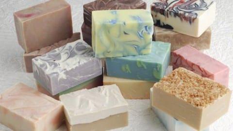 Natural Veggie Soap