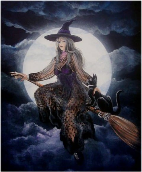 So Ya Wanna be a Witch?