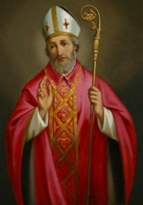 St. Anselm of Canterbury (1033–1109)