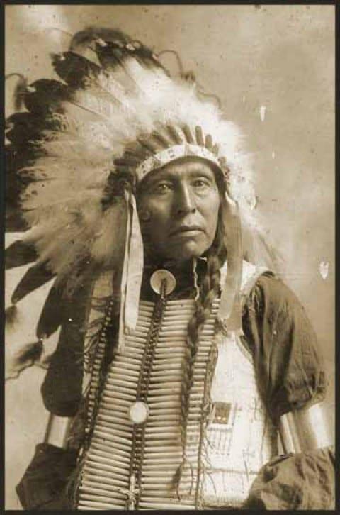 Native American Sayings & Blessings