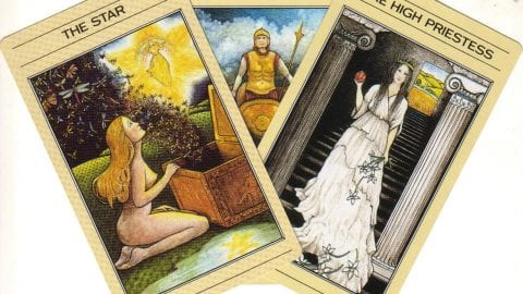 Choosing and Priming your Tarot Cards
