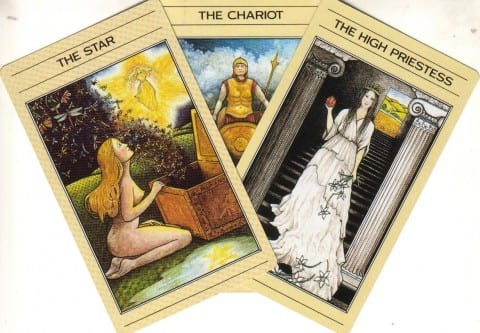 Simple Steps to Performing a Tarot Reading