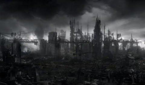The Dark World We Live In