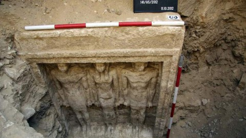 Ancient Princess' Tomb Discovered In Egypt