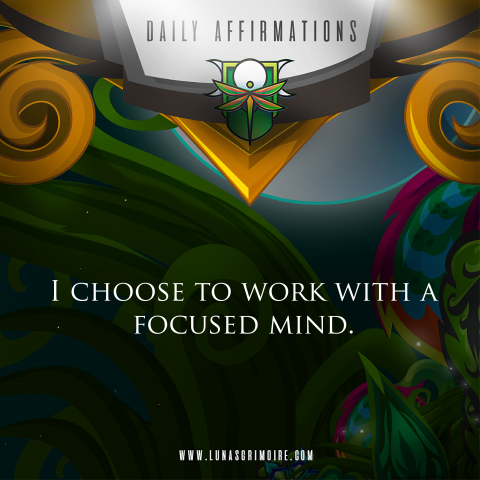 Daily Affirmation #13