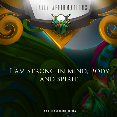 Daily Affirmation #3