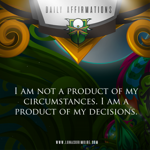 Daily Affirmation #12