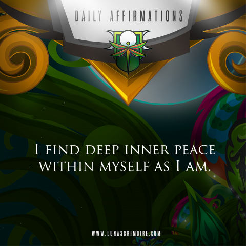 Daily Affirmation #20