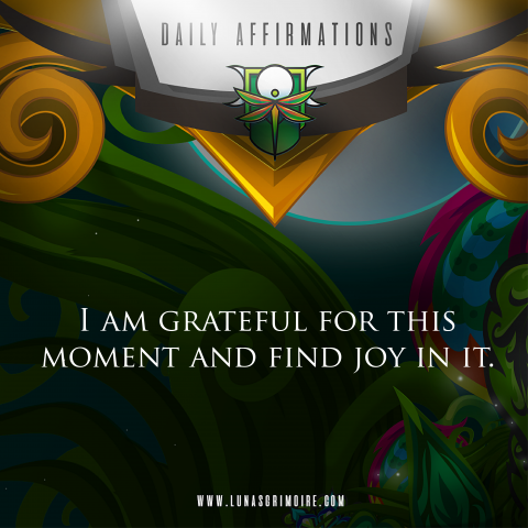 Daily Affirmation: February 9th