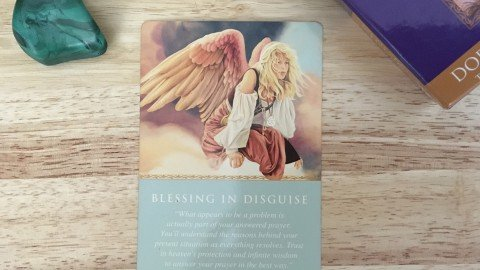 Angel Card Reading: 23 January